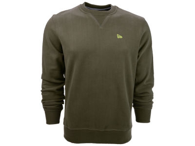 New Era Branded Core Crewneck Sweatshirt