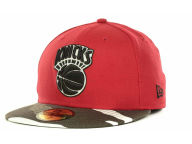 New Era NBA Hardwood Classics Fighter Camo Fitted 59FIFTY Cap Hats