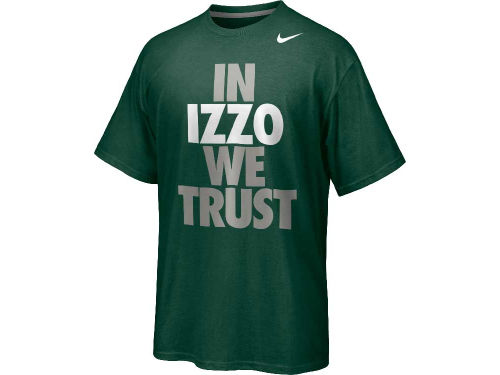 Michigan State Spartans Nike NCAA Basketball Campus Roar 2013 T-Shirt