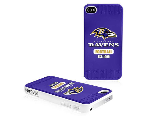 Baltimore Ravens Forever Collectibles IPhone 4 Case Hard Retro