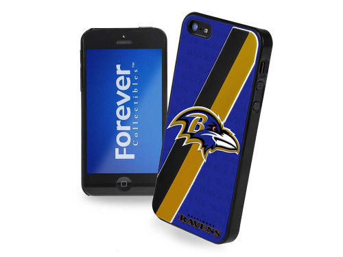 Baltimore Ravens Forever Collectibles iPhone SE Case Hard Logo