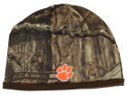 Clemson Tigers Top of the World NCAA Scout Camo Reversible Hat Knit Hats