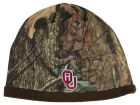 Oklahoma Sooners Top of the World NCAA Scout Camo Reversible Hat Knit Hats