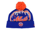 New York Mets New Era MLB Woven Biggie Knit Hats