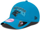 Carolina Panthers New Era NFL Womens 2013 Draft 9FORTY Cap Adjustable Hats