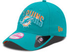 Miami Dolphins New Era NFL Womens 2013 Draft 9FORTY Cap Adjustable Hats