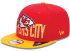 Kansas City Chiefs New Era NFL 2013 Draft 9FIFTY Cap Adjustable Hats