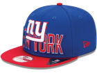 New York Giants New Era NFL 2013 Draft 9FIFTY Cap Adjustable Hats