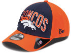 Denver Broncos New Era NFL 2013 Draft 39THIRTY Cap Stretch Fitted Hats