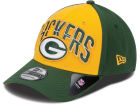 Green Bay Packers New Era NFL 2013 Draft 39THIRTY Cap Stretch Fitted Hats