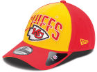 Kansas City Chiefs New Era NFL 2013 Draft 39THIRTY Cap Stretch Fitted Hats