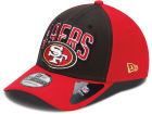 San Francisco 49ers New Era NFL 2013 Draft 39THIRTY Cap Stretch Fitted Hats