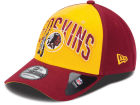 Washington Redskins New Era NFL 2013 Draft 39THIRTY Cap Stretch Fitted Hats