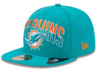 Miami Dolphins New Era NFL 2013 Draft 59FIFTY Cap Fitted Hats