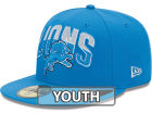 Detroit Lions NFL Kids 2013 Draft 59FIFTY Cap Fitted Hats
