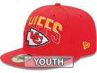 Kansas City Chiefs NFL Kids 2013 Draft 59FIFTY Cap Fitted Hats