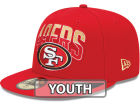 San Francisco 49ers NFL Kids 2013 Draft 59FIFTY Cap Fitted Hats
