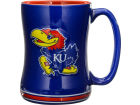 Kansas Jayhawks 15 oz Relief Mug Kitchen & Bar