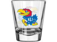 Satin Etch Shot Glass Gameday & Tailgate