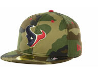 New Era NFL Camo Pop 59FIFTY Cap Fitted Hats