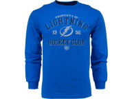 Old Time Hockey NHL Delano Long Sleeve T-Shirt T-Shirts