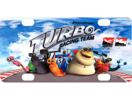 Turbo Turbo Mini License Plate License Plates & Frames