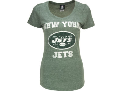 New York Jets NFL Tri-Natural Jersey T-Shirt