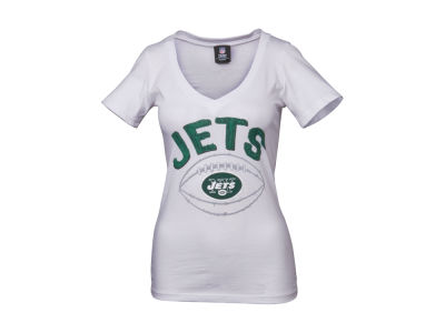 New York Jets NFL Womens Baby Jersey Football T-Shirt