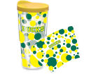 Oregon Ducks Tervis Tumbler 24oz. Polka Dot Tumbler With Lid BBQ & Grilling
