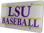 LSU Tigers Laser Tag Auto Accessories