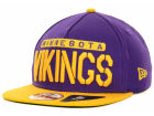 Minnesota Vikings New Era NFL Sa-weeter 9FIFTY Snapback Cap Adjustable Hats