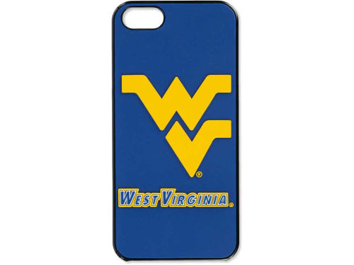 West Virginia Mountaineers Forever Collectibles iPhone SE Case Hard Logo