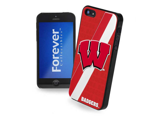 Wisconsin Badgers Forever Collectibles iPhone 5 Case Hard Logo