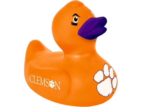 Clemson Tigers Forever Collectibles Vinyl Duck NCAA