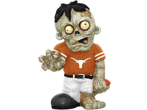 Texas Longhorns Forever Collectibles Zombie Figure
