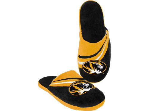 Missouri Tigers Forever Collectibles Big Logo Slide Slippers