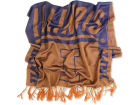 Illinois Fighting Illini Forever Collectibles Logo Pashmina Scarf Apparel & Accessories