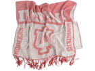 Indiana Hoosiers Forever Collectibles Logo Pashmina Scarf Apparel & Accessories