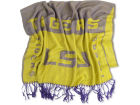 LSU Tigers Forever Collectibles Logo Pashmina Scarf Apparel & Accessories