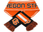 Oregon State Beavers Forever Collectibles 2013 Wordmark Acrylic Knit Scarf Apparel & Accessories