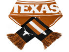 Texas Longhorns Forever Collectibles 2013 Wordmark Acrylic Knit Scarf Apparel & Accessories
