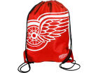 Detroit Red Wings Forever Collectibles Big Logo Drawstring Backpack Luggage, Backpacks & Bags