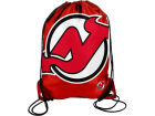 New Jersey Devils Forever Collectibles Big Logo Drawstring Backpack Luggage, Backpacks & Bags