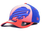 Buffalo Bills New Era NFL Gradiation XP 39THIRTY Cap Stretch Fitted Hats