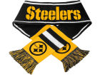 Pittsburgh Steelers Forever Collectibles 2013 Wordmark Acrylic Knit Scarf Apparel & Accessories