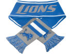 Detroit Lions Forever Collectibles 2013 Wordmark Acrylic Knit Scarf Apparel & Accessories