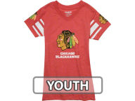 Outerstuff NHL Girls Fashion Jersey T-Shirt T-Shirts
