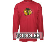 Reebok NHL Toddler Long Sleeve Team Logo T-Shirt T-Shirts