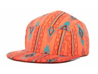 LIDS Private Label PL Neon Print Camper Adjustable Hats