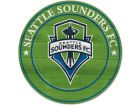 Seattle Sounders FC Wincraft Circle Wood Sign Home Office & School Supplies